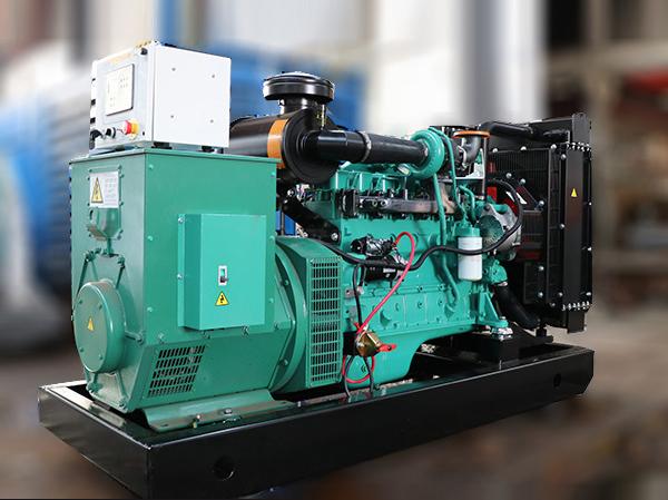 10KW-100KW發電機組