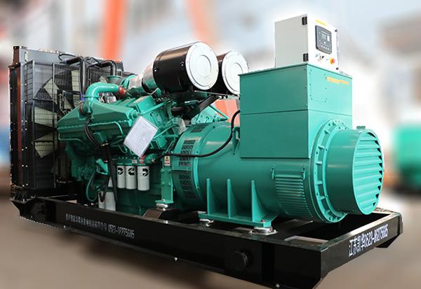 800KW-1000KW發電機組