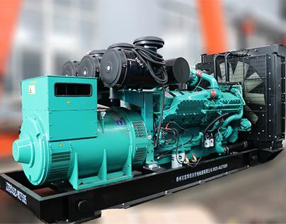 1200KW以上(shang)發電機組