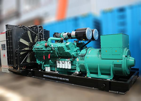 1000KW-1200KW發電機組