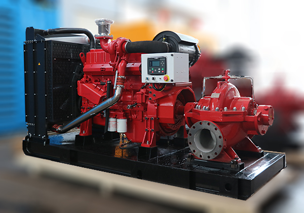 柴油水泵機組