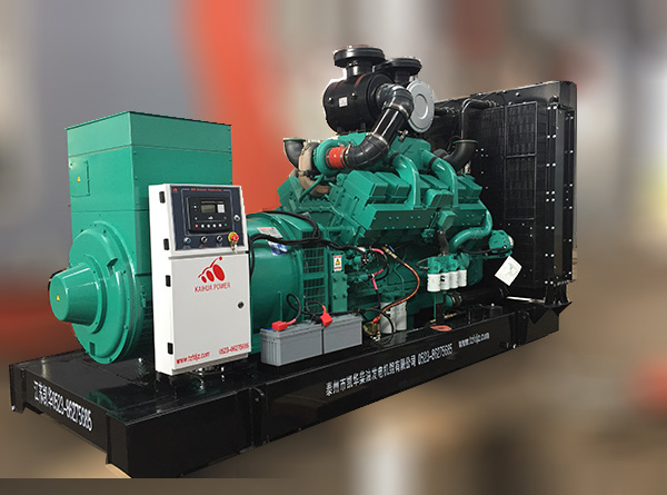 500KW-800KW發電機組
